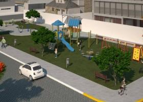 Projeto de melhoria do bairro Taboão.