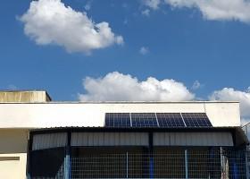 Revitalização e instalação de Paineis Solares