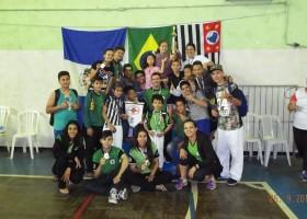 Projeto Viva Judô APAJUSVO e Secretaria de Desporto