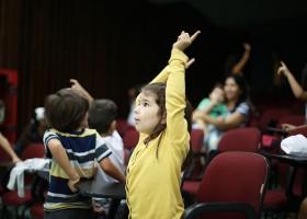 Dia das Crianças no Metrô-DF