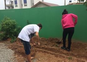 Caminhos da Sustentabilidade - Horta Escolar