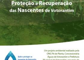 Programa de Proteção e Recuperação das Nascentes do Município de Votorantim