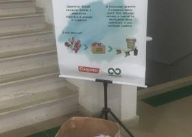 Programa Nacional de Reciclagem Saúde Bucal Colgate®