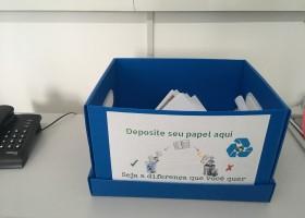 Lixo na Caixa