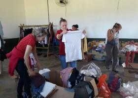 Bazar Rural em Prol da ONG ASPA Itu