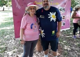 Apoio Caminhada Outubro Rosa Abrapec