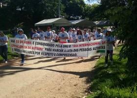 9ª Caminhada pela Conscientização do Autismo