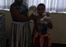 oficinas com as crianças