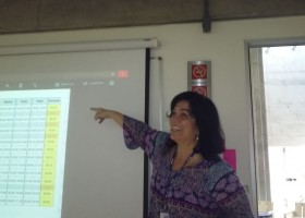Orientação aos docentes responsáveis pelas turmas/grupos do Projeto.