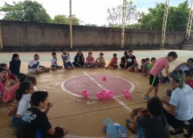 Crianças e Adolescentes atendidas pelo SCFV