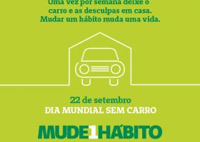 Dia Mundial Sem Carro Unimed Sorocaba