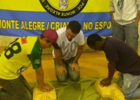 Projeto Futsal Comunitário